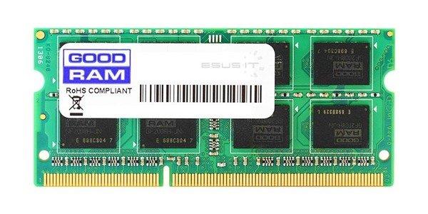 Memory RAM 1x 1GB GoodRAM SO-DIMM DDR2 667MHz PC2-5300   GR667S264L5/1G