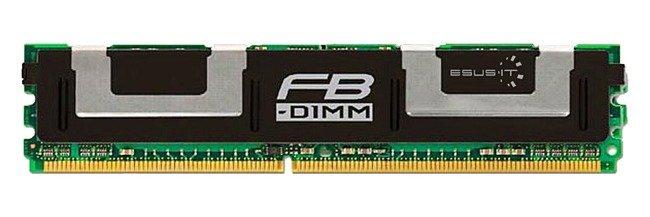 Memory RAM 1x 4GB Hynix ECC FULLY BUFFERED DDR2 667MHz PC2-5300 FBDIMM   HYMP351F72AMP4N3-Y5