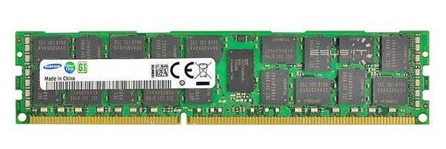 Memory RAM 1x 8GB Samsung ECC REGISTERED DDR3  1066MHz PC3-8500 RDIMM   M393B1K73DH0-CF8